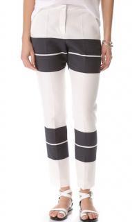 A.L.C White Sutro Pants