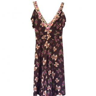Issa butterfly dress