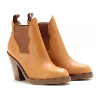 Acne Star Tan Boots