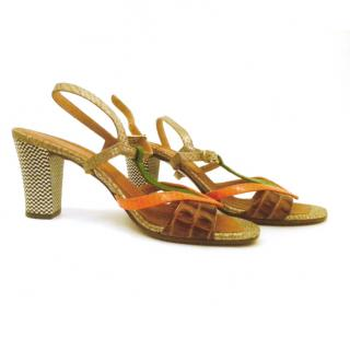 Chie Mihara multicoloured  sandals