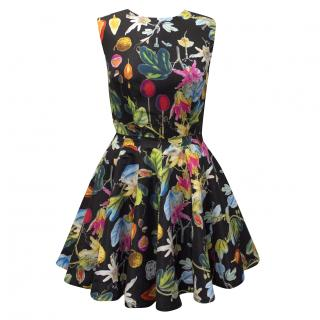 Camilla and Marc Floral Print Dress
