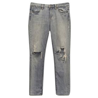 Paper Denim & Cloth Ribbed Jeans