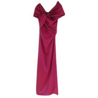 Talbot Runhof evening gown
