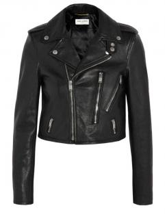 Saint Laurent Biker Leather Jacket