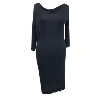 Albino Midnight Blue Dress