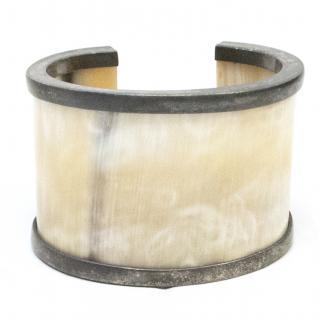 Isabel Marant Resin and Metal Bracelet