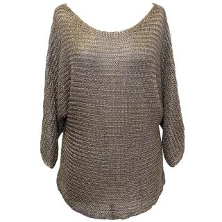 Vince Gun Metal  Sweater
