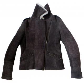 Closed Lambskin Jacket