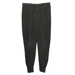 Whistles Grey Jersey Pants