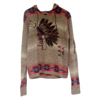 Ralph Lauren Silk Handknit Jumper