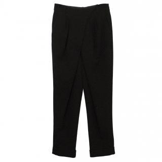 Giorgio Armani Black Trousers