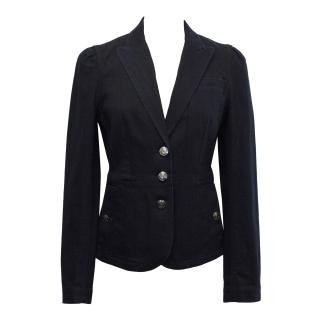 Burberry London Denim Blazer