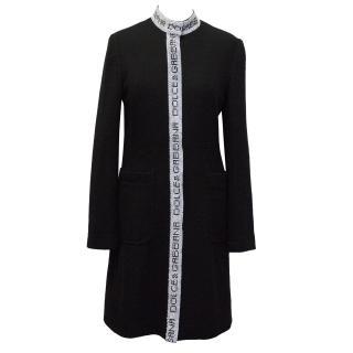 Dolce & Gabbana Crystal Coat