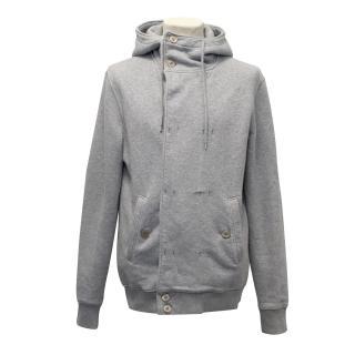 J.Lindeberg Light Grey Sweat Jacket