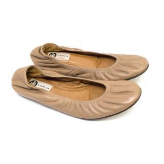 Lanvin Ballerina Flats