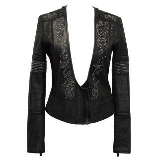 Barbara Bui Leather Jacket