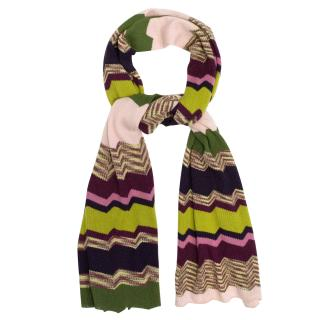 Missoni Multicoloured Scarf