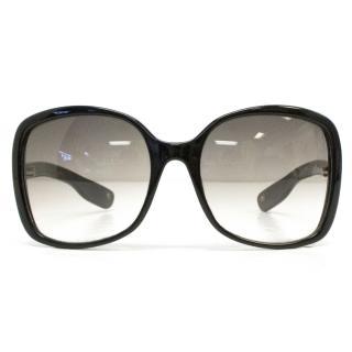 Bottega Veneta Black Sunglasses