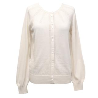 Marc by Marc Jacobs Cream sweater