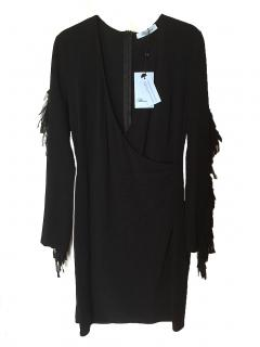 Blumarine fringe dress
