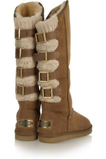 Australia Luxe Collective brown Spartan boots