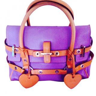 Luella Giselle Soft Leather Handbag