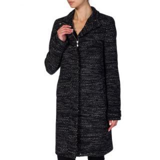 Armani navy coat
