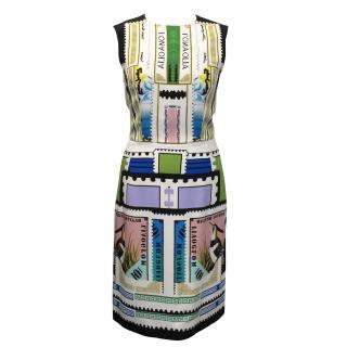 Mary Katrantzou Print Dress