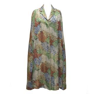 Vilshenko Multicoloured Silk Cape