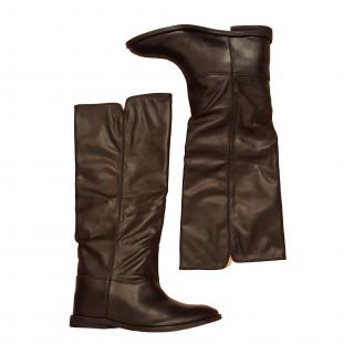 Isabel Marant leather boots uk size 6 eur 39 etoile chess