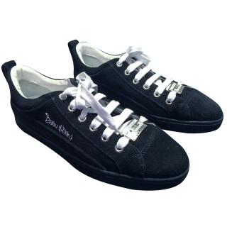 Black Dsquared2 Sneakers