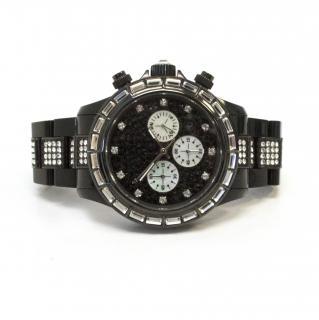 ToyWatch  Crystal Black Watch