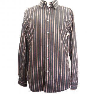 Massimo Dutti striped man's shirt