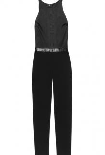 Maje Black jumpsuit