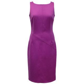 Dolce & Gabbana Plum Dress