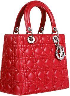1edd9d0fcdef Lady Dior Red Bag