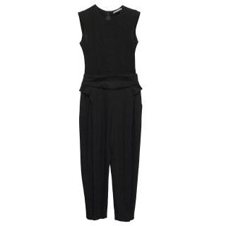Alexander McQueen Black Jumpsuit