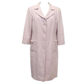 Helene Berman Pink Coat
