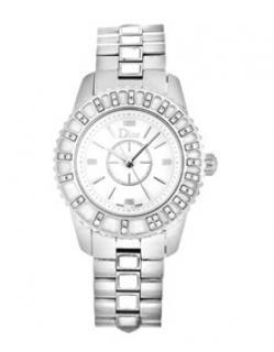Dior Diamond and Sapphire watch
