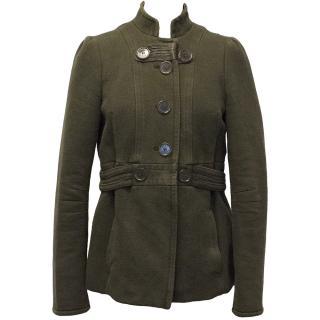 Marc Jacobs Khaki Jacket