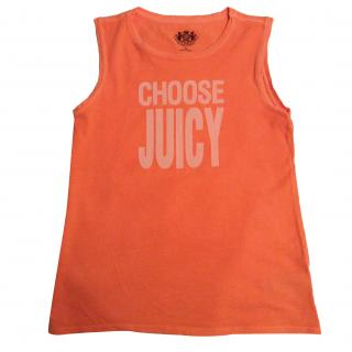 Juicy Couture tiki torch  girl's tee BNWT