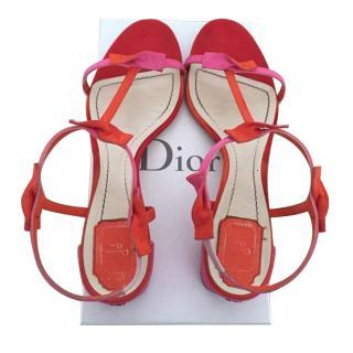 Dior Summer 2015 sandals