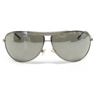 Emporio Armani Grey Sunglasses