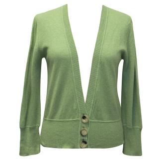Chloe Green Cardigan
