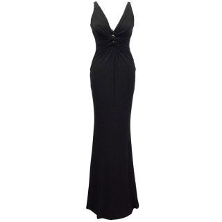 Roberto Cavalli Black Gown