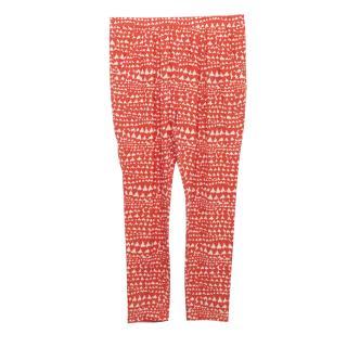 Stella McCartney Printed Trousers