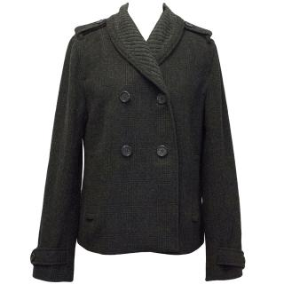 J.Crew Grey Wool Jacket