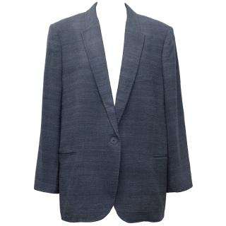 Stella McCartney Blue Blazer