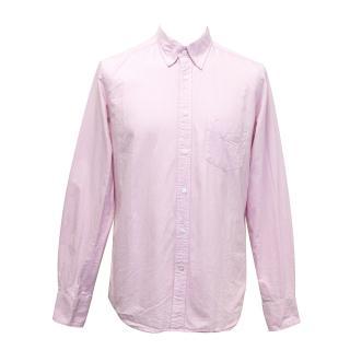J.Lindeberg pink shirt