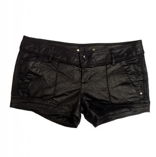 Diesel wet look shorts